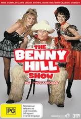 The Benny Hill Show, 1971-1972 Annuals, Region 4