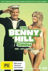 The Benny Hill Show, 1973-1974 Annuals, Region 4