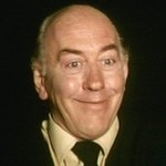 Bob Todd (1921 - 1992) as he appeared in the 'Spot Black' sketch of Dec. 5, 1973