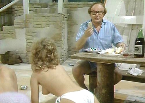 benny hill nude girl