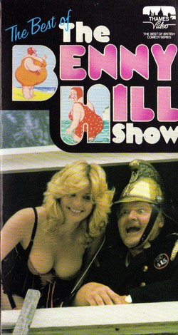 The Best of The Benny Hill Show, Volume 1, VHS (Pal)