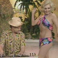 Benny & Diana Darvey in 'The Beach of Waikiki'